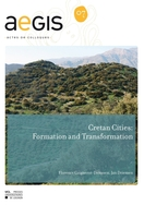 couverture Cretan Cities